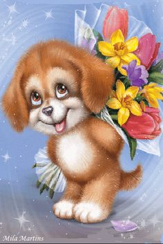 Happy Birthday Wishes Cards, Happy Birthday Flower, Happy Birthday Images, Beautiful Love Pictures, Cute Love Pictures, Beautiful Gif, Love You Gif, Cute Love Gif, Gif Mignon