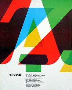 Olivetti dalla A alla Z