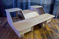 Recording Studio Furniture from 2Egress Sound & Design More