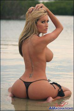 Jessica nude sexy barton