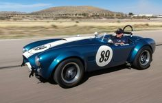 1964 shelby cobra 289 race car