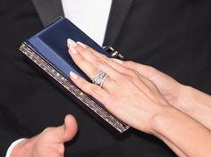 Pin for Later: Mit diesen Maniküren verpassen die Stars ihrem Look den letzten Schliff Jenna Dewan Tatum, Golden Globe Awards