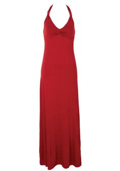 Raina Knot Maxi Dress