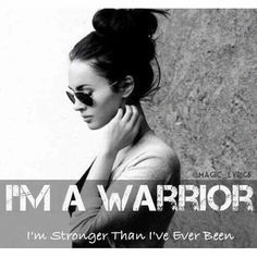 i'm stronger than i've been before - Google Search