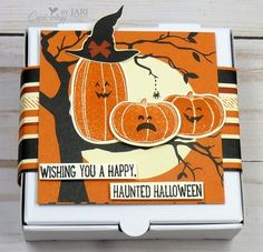 Stampin' Up! Spooky