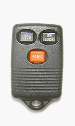 Keyless Entry Remote Fob Clicker for 1993 Ford Econoline With Do-It-Yourself Programming by Ford. $4.74. Price INCLUDES programming instructions for training the vehicle to recognize the remote. This remote will only operate on vehicles already equipped with a keyless entry system.