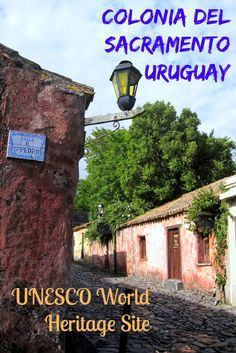 Colonia del Sacramento (Uruguay) was founded in 1680 by the Portuguese in modern-day Uruguay.  UNESCO World Heritage site since 1995.