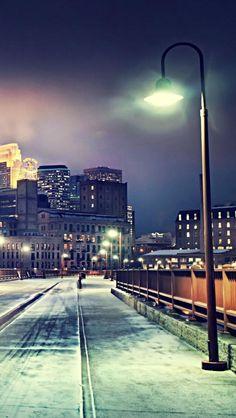 City #night