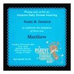Adoption Baby Shower Invitations