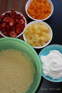 Frog eye salad recipes tapioca pudding ingredients