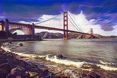 Golden Gate from Yesterday photo session. My favorite bridge. #iphone7plus #sf #takepictures #alexvakulin #photography #digitalimages #canonphoto #camerapro #sigmausa  #vsco #leica #perfectphoto #photooftheday #apple #procamapp #tbt #life #instagram #goldengatebridge #sanfrancisco #sanfran #california @alex.vakulin