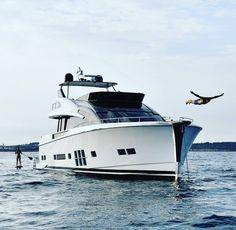Adler Suprema - 23m Hybrid Luxury Yacht, designed by Nuvolari Lenard