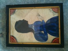 Have a Silhouette done of your child, 5x7 size!#Repin By:Pinterest++ for iPad#
