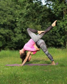 We are our own work of art. #yoga #acroyoga #secondyou