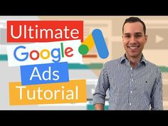 Google Ads For Beginners Guide 2021 [Full Course] - YouTube Pay Per Click Advertising, Video Advertising, Online Advertising, Search Ads, Keyword Planner, Google Search Results, Google Ads, Digital Marketing Strategy, Lead Generation