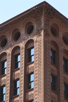 Guaranty Building - Louis Sullivan