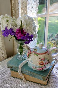Aiken House & Gardens: Sweet & Simple