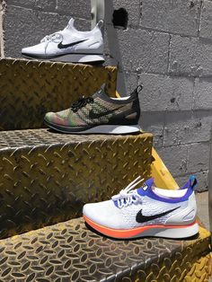 quality design f2875 84d9a Nike Mariah Flyknit Racer Flyknit Racer, Nike Sneakers, Nike Free,  Trainers, Nike