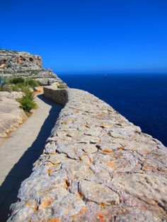 The Blue Grotto, Malta. www.elanguest.com
