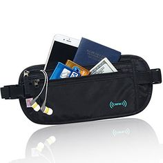 Home Outdoor Unisex Outdoor Sport Bag Running Belt Waist Pack Travel Handy Hiking Zip Pouch Money Phone Pack Belt Sport Bag Careful Calculation And Strict Budgeting
