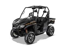 New 2016 Arctic Cat Prowler® 700 XT™ ATVs For Sale in Wisconsin. The minimum operator age of this vehicle is 16 with a valid driver's license. Dimensions: - Wheelbase: 75 in. (190.5 cm) Operational: - Shocks: Coil-over