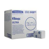 Hartie igienica bulk pack 8408, alba, 2 straturi, 200 portii/pachet.