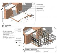 Tom Kaneko Design & Architecture: Sketch, Design / Build in Practice | SketchUp Blog