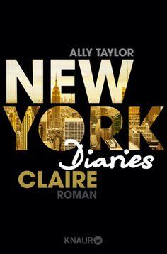 Cover für New York Diaries - Claire