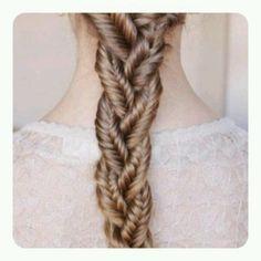 Complicated braid