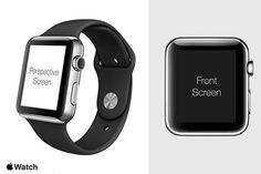 Mockup per Apple Watch da scaricare gratis
