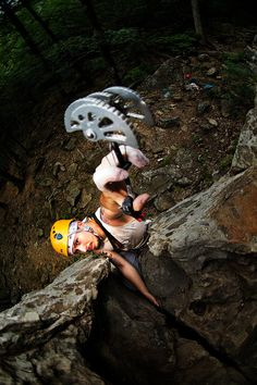 love it #climbing #trad