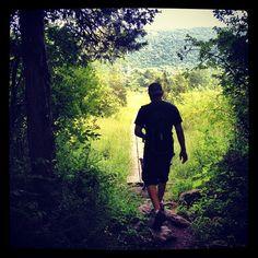 #BeMerrell #Hiking #AppalachianTrail Photo by ahainzl