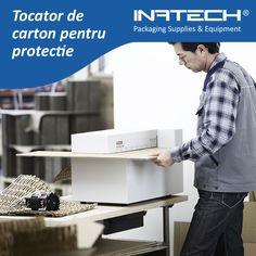 Tocator de carton pentru protectie