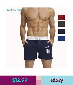 732e9b78c2 $12.99 - Mens Shorts Running Shorts Pj Pants Sports Jogger Casual Gym  Breathable Trunks #ebay #Fashion