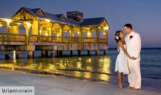 Night Wedding Key West