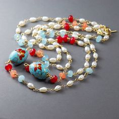 Oxidized Sterling Silver Bohemian Drop Amethyst,Dainty,Double,Strand,Vintage,Victorian Garnet Gemstone Boho Two Layer Delicate Bracelet