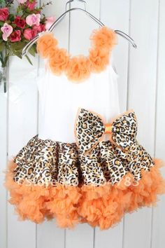 2012 Pop Leopard Baby Tutu Pettiskirt Dress with Leopard Pattern and Big Butterfly 5 pcslot Baby Birthday Clothes Gift on AliExpress.com. 10% off $75.74