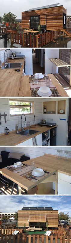 The THIMBY: an affordable, off-grid and 100% solar powered tiny house, designed by students at UC Berkeley