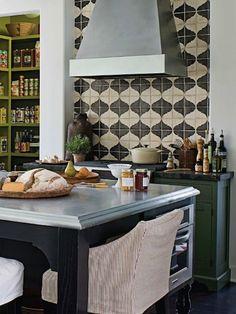 old world kitchen tile backsplash - Google Search