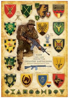 "Photo from album ""альбом on Yandex. Military Insignia, Military Police, Military Art, Military History, Union Of South Africa, South African Air Force, Mein Land, Army Day, African History"