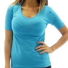 Тениска Красена в синьо