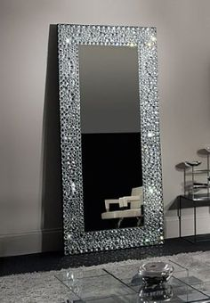 Waterford: Solas Floor Mirror