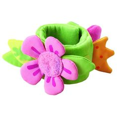 Flower Limb Rattle