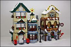 Winter Village Modular | Cerations by Youjeong Choi (Seniors… | Flickr