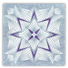 Pre-Order Now!  Crystal Clear Peony Batik Queen or King Laser Pre-Cut Kit!  Plus, Optional Swarovsky Hot Fix Crystals!
