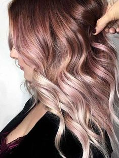 39 Gorgeous Chocolate Hair Colors and Highlights in 2018