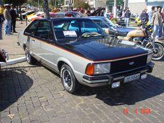 Novos carros antigos: Ford Corcel II