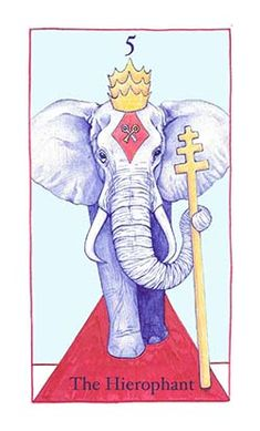 Birdqueen-Tarot-2 The Hierophant, Tarot Meanings, Unusual Words, Oracle Tarot, Fortune Telling, Tarot Spreads, Major Arcana, Tarot Decks, Tarot Cards