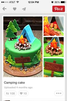 Jarred's cake