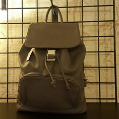 "Fashion backpack Cray. Faux leather. 15"" * 5"" * 15"". BRAND NEW. Bags Backpacks"